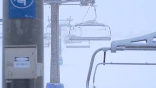 Perisher - A snowy day in Perisher