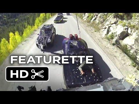 Furious 7 (Featurette 'Stunts')