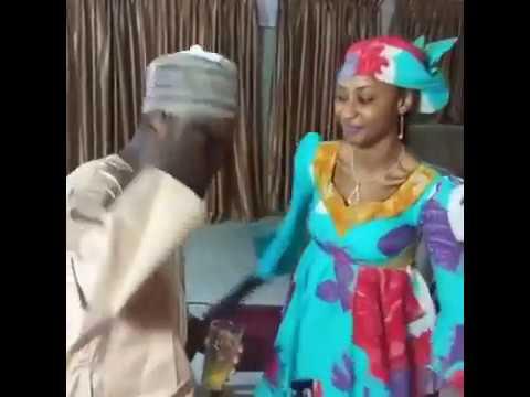 Adamu zango da Zainab Indomie