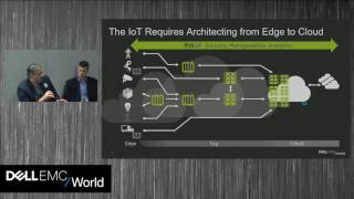 MT83: Session: IoT Analytics from the Edge to the Core