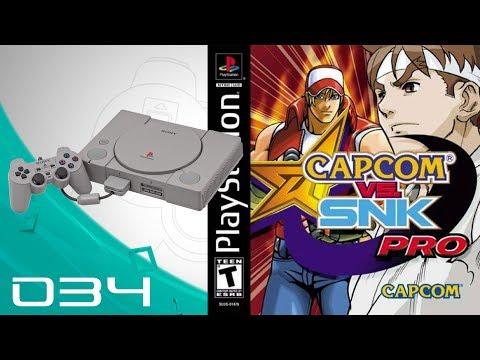Capcom vs  SNK - Millennium Fight 2000 Pro [U] ISO < PSX