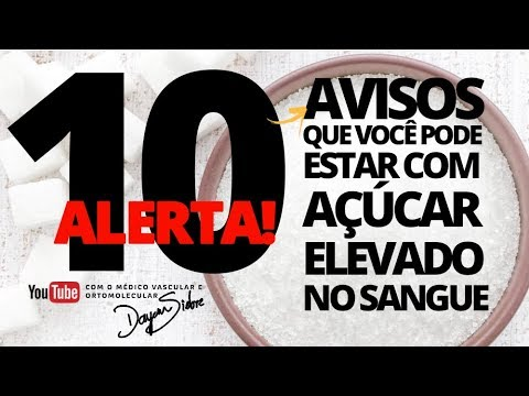 O máximo de açúcar no sangue na diabetes do tipo 2