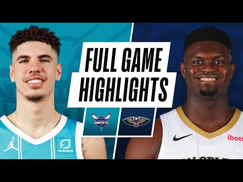 HORNETS at PELICANS | FULL GAME HIGHLIGHTS | January 8, 2021