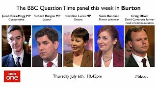 Question Time 6/7/17: end austerity, foreign aid, no hard brexit, and student debt