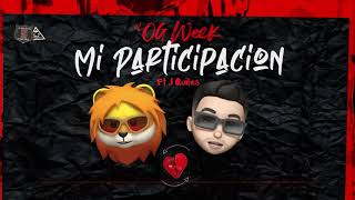 Miky Woodz Feat J Quiles   Mi Participación