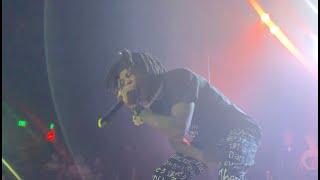 J.I.D   Westbrook Ft.A$AP Ferg (Live In Santa Ana)
