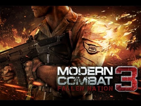 Modern Combat 3: Fallen Nation - First Mission - IPad 2 - HD Video Walkthrough - Part 1 Mp3