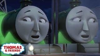 Thomas & Friends | Henry in The Dark - Halloween Special | Kids Cartoon