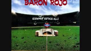 BARÓN ROJO - EL POBRE (Siempre estáis allí 1984)