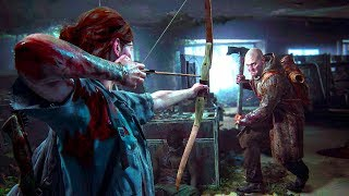 The Last of Us 2 - E3 2018 Gameplay Demo (Playstation Conference)