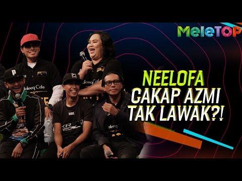 Neelofa cakap Azmi Muzikal Lawak Superstar tak lawak | MeleTOP | Nabil