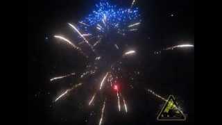 preview picture of video '2012 Feuerwerk zum Feuerwehrfest Neukirch/Lausitz'