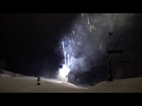 New Years Eve at Crystal Mountain - ©Crystal Mountain