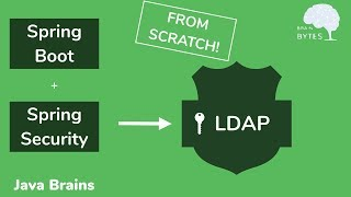 Spring Boot + Spring Security + LDAP from scratch - Java Brains