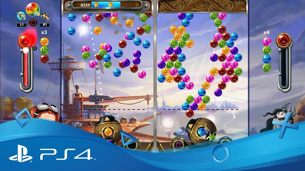 Adventure Pop — задорно, бесплатно и уже на PS4