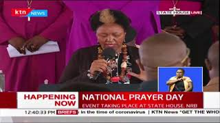 Intercession prayers of thanksgiving  during  National Prayer day