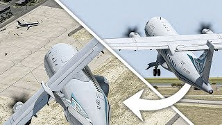 Pilot Steals an Aircraft and Destroys the Entire Airline Fleet | Air Botswana Crash