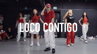 DJ Snake,J. Balvin,Tyga   Loco Contigo  Yumeki Choreography