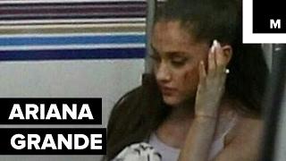 Fake Ariana Grande photo