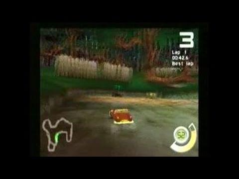 RC Revenge Playstation