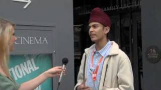 NFFTY  09 Interview With Angad Singhflv