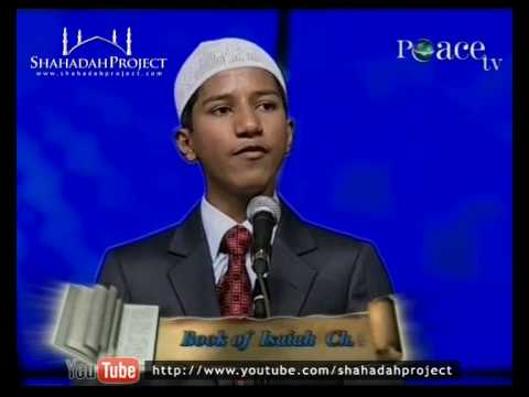 HQ: Peace Makers 2010 - Fariq Naik - Misconceptions about Islam [Part 8/9]