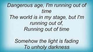 Artension - Running Out Of Time Lyrics