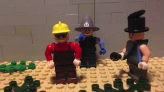Lego TF2 The Movie HD Test
