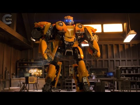 Download Transformers Stop Motion - Bumble Bee HD Mp4 3GP Video and MP3