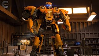 Transformers Stop Motion - Bumble Bee