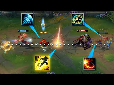 """10 Minutes """"PRO FLASH PLAYS"""" in League of Legends"""
