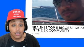 THE NBA 2K COMMUNITY MUST BE STOPPED