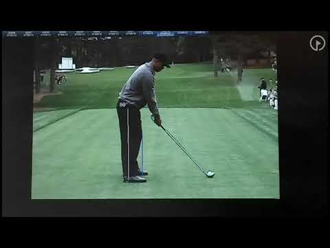 Swing Analysis: Tiger Woods