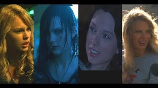 taylor swift - all scenes from movies and tv series