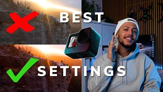BEST GoPro 9 settings + colour grading process | The FPV Bible Ep. 02