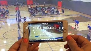 Share your Game Video and Clips with the Pixellot app from ProFile Sports