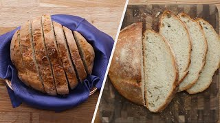 8 Freshly Baked Bread Recipes • Tasty