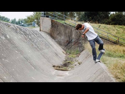 Eurollin' Around with the Lakai Skate Team