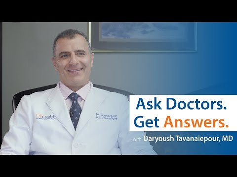 Treating tremors with deep brain stimulation: Dr. Tavanaiepour at UF Health Jacksonville