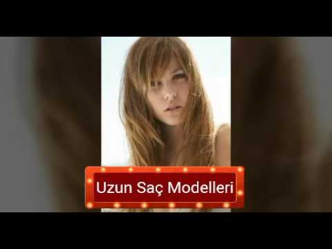 Uzun Saç Kesim Modelleri