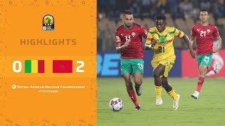CHAN 2020 | Finale : Mali 0-2 Maroc