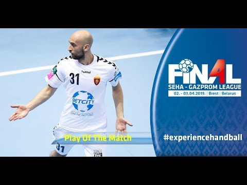 Final 4, 2019 | Play of the match: Timur Dibirov (PPD Zagreb vs Vardar)