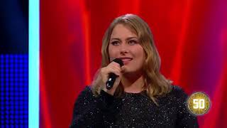 Iben Juul performs 'Stay with me' by Sam Smith - All Together Now DK