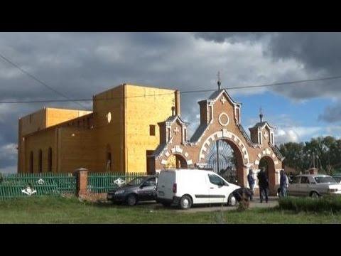 Знаменский храм с ивановское волоколамский район
