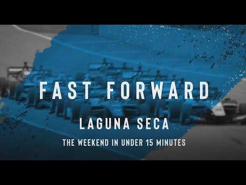 インディーカー第15戦 モントレー・グランプリ 決勝レースの15分ハイライト動画
