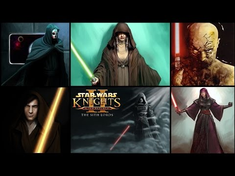 Прохождение Star Wars Knights of the Old Republic 2 The Sith Lords Серия 39 Финал