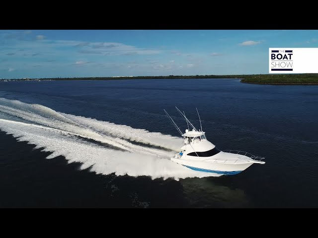 [ENG] VIKING 44C - 4K Full Review - The Boat Show