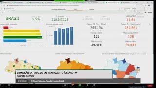 Coronavírus - O panorama da pandemia no Brasil - 09/07/2020 09:30