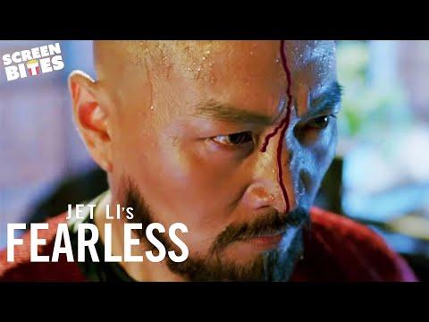 Jet Li's Fearless - Sword fight scene OFFICIAL HD VIDEO