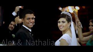 Alex & Nathalia.